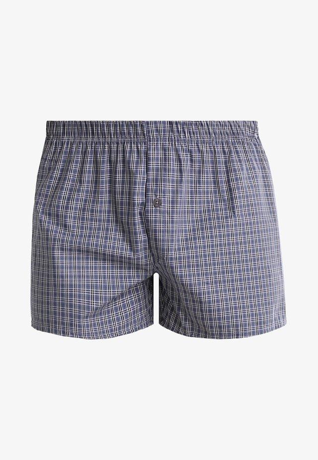 FANCY - Boxershorts - grey check