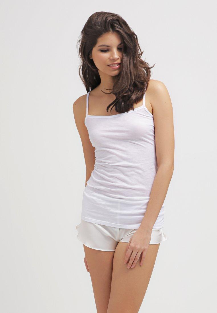 Hanro - ULTRA LIGHT  - Undershirt - white