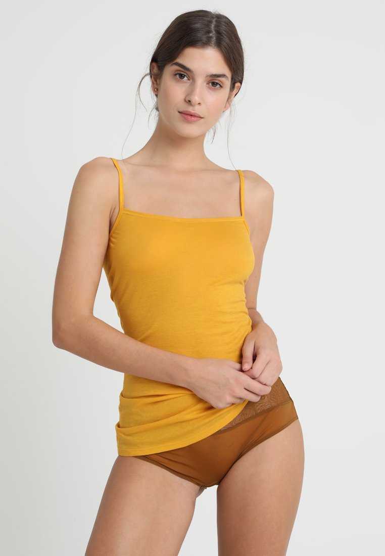 Hanro - ULTRA LIGHT  - Undershirt - mango