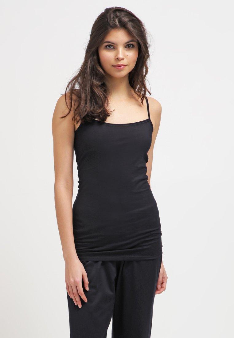 Hanro - ULTRA LIGHT  - Unterhemd/-shirt - black