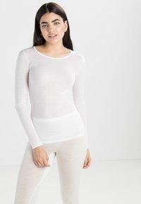 Hanro - ULTRA LIGHT  - Hemd - white - 0