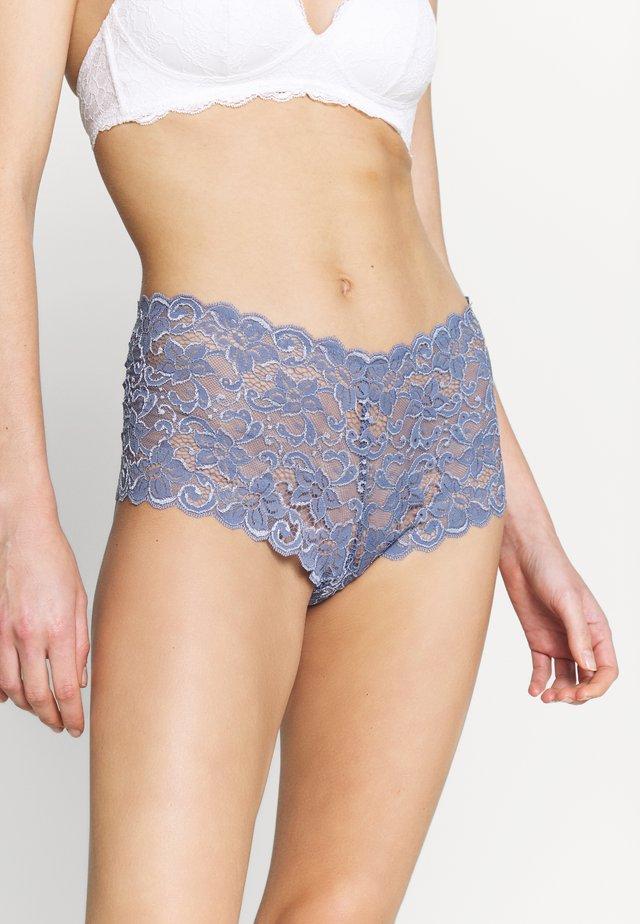 MOMENTS MAXI - Panties - caribbean blue