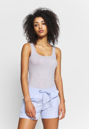 ULTRALIGHT TANK TOP - Caraco - grey
