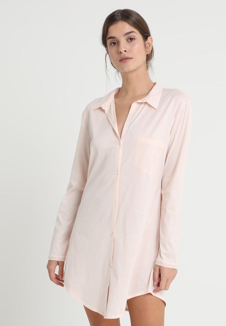Hanro - DELUXE NIGHTDRESS - Nachthemd - crystal pink