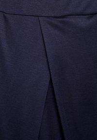 Hanro - GRAND CENTRAL NIGHTDRESS - Nattskjorte - major blue - 5