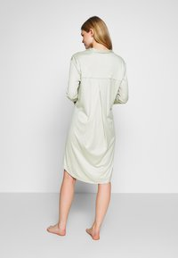 Hanro - GRAND CENTRAL NIGHTDRESS - Negligé - sea foam - 2