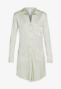 Hanro - GRAND CENTRAL NIGHTDRESS - Negligé - sea foam - 4