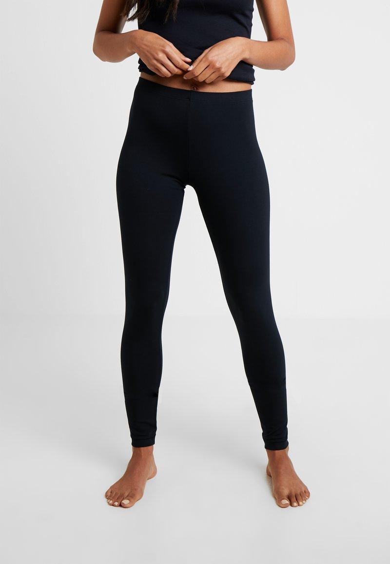 Hanro - BALANCE - Pyžamový spodní díl - black