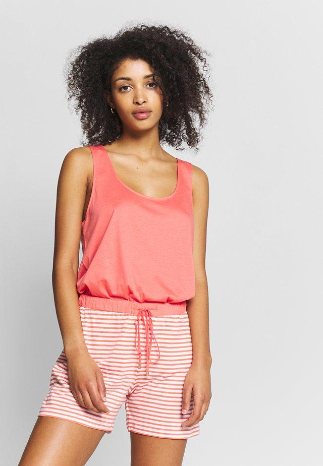 LAURA KURZ OHNE ARM - Pyjamas - grapefruit