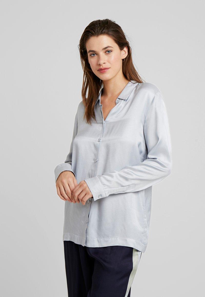 Hanro - NORI  - Nachtwäsche Shirt - celadon grey