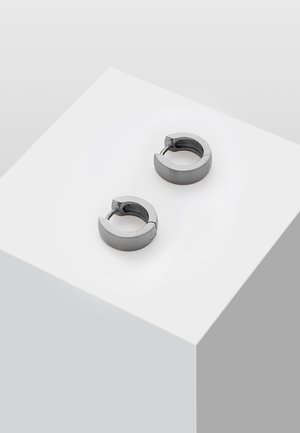 OHRCREOLE MIT CLIP - Kolczyki - silver-coloured