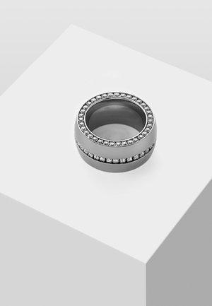 MIT SWAROVSKI STEIN - Ring - silver-coloured