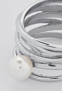 Heideman - MIT PERLE - Ring - white - 3