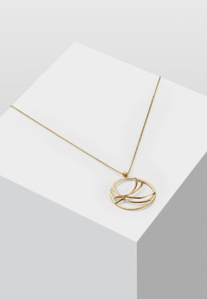 MIT DESIGN ELEMENTEN - Collana - gold-coloured