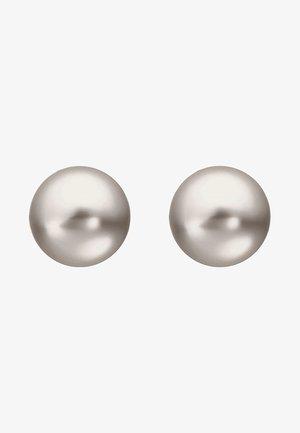 MIT PERLE - Orecchini - platinum