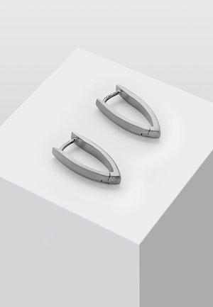 TRIGO  - Earrings - silber