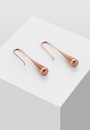 OHRHÄNGER  - Earrings - rose gold-coloured