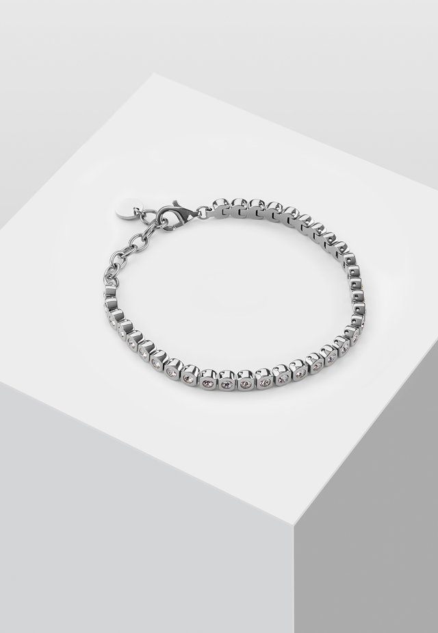 MIT STEIN - Armband - silver-coloured