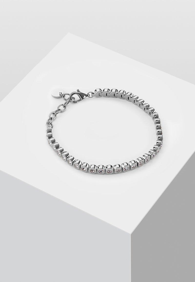 Heideman - MIT STEIN - Rannekoru - silver-coloured