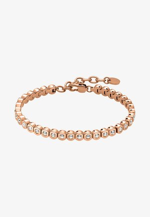 MIT STEIN - Armband - rose gold-coloured