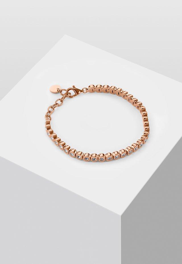 MIT STEIN - Bransoletka - rose gold-coloured