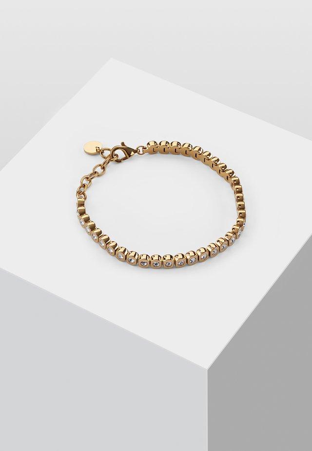 MIT STEIN - Bransoletka - gold-coloured