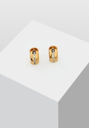CREOLE LINES - Earrings - gold