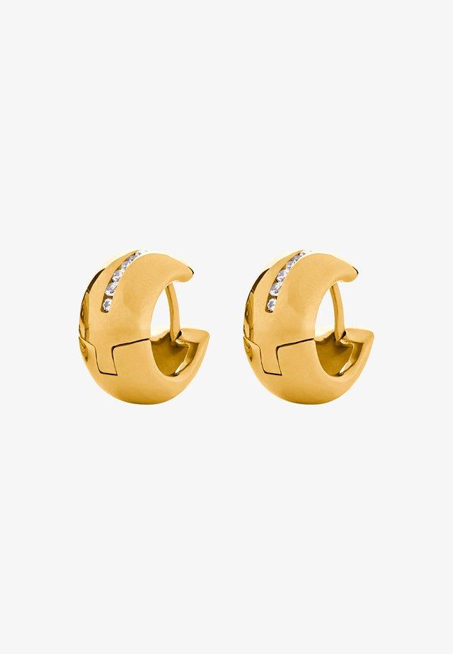 CREOLE LINES - Oorbellen - gold