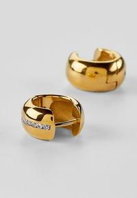 Heideman - CREOLE LINES - Earrings - gold - 3