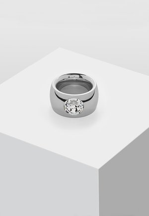 MIT SWAROVSKI STEIN - Anillo - silver-coloured