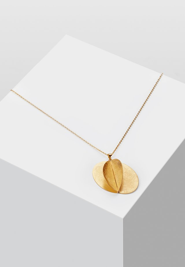 NECKLACE - Halskette - gold-coloured