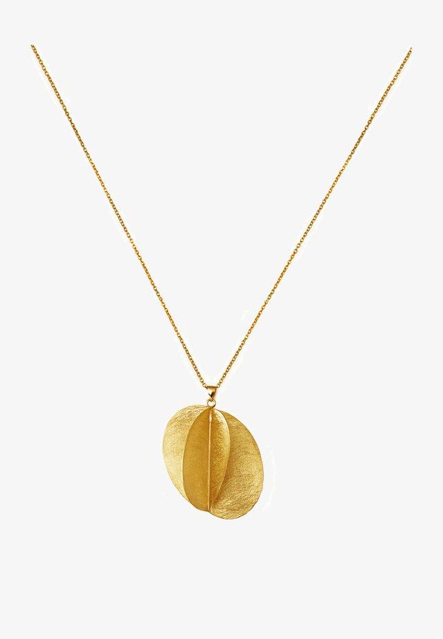 NECKLACE - Kaulakoru - gold-coloured