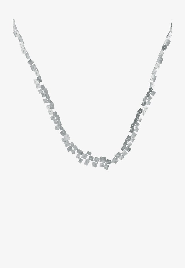 NECKLACE - Kaulakoru - silver-coloured