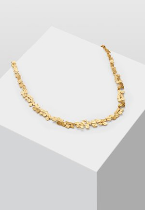 NECKLACE - Naszyjnik - gold-coloured