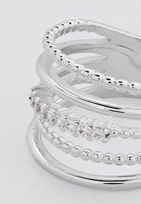 Heideman - MIT STEIN - Ring - white - 3