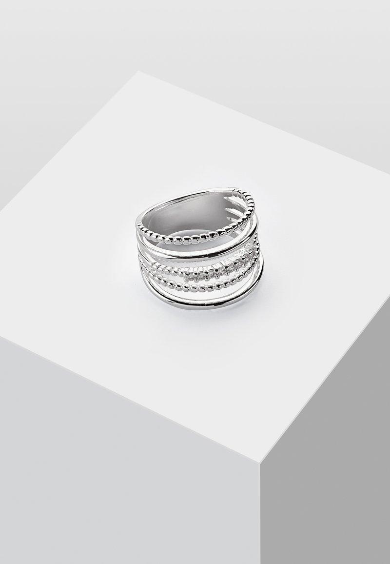 Heideman - MIT STEIN - Ring - white