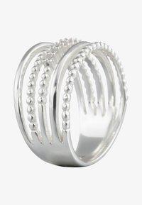 Heideman - MIT STEIN - Ring - white - 2