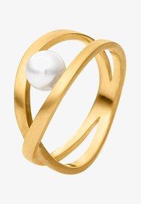 Heideman - MIT PERLE - Anello - gold coloured - 2