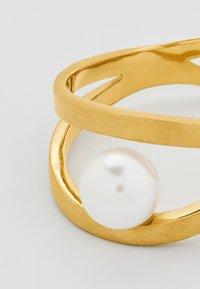 Heideman - MIT PERLE - Anello - gold coloured - 3