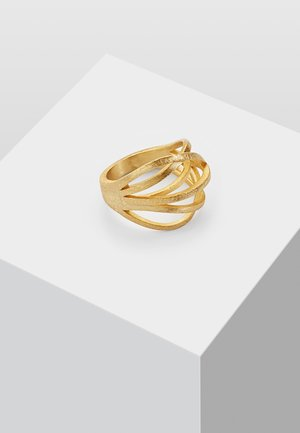 ARCUS  - Ring - gold-coloured