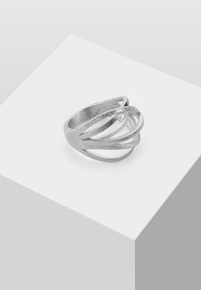 Heideman - ARCUS  - Ringe - silver-coloured