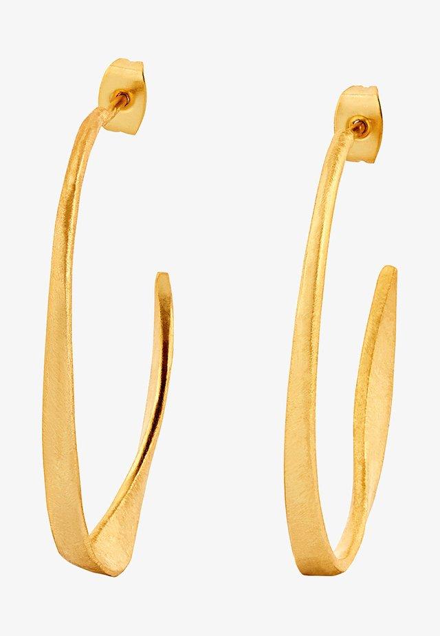 FLEXI  - Øreringe - gold-coloured