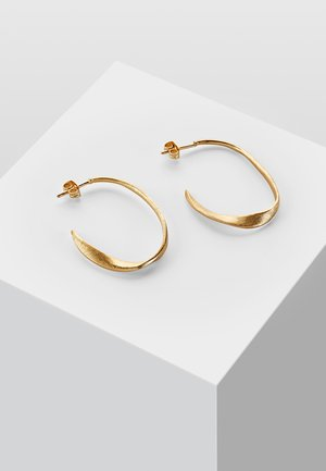 FLEXI  - Earrings - gold-coloured