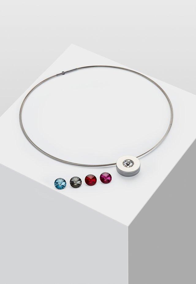 MIT STEIN - Necklace - crystal