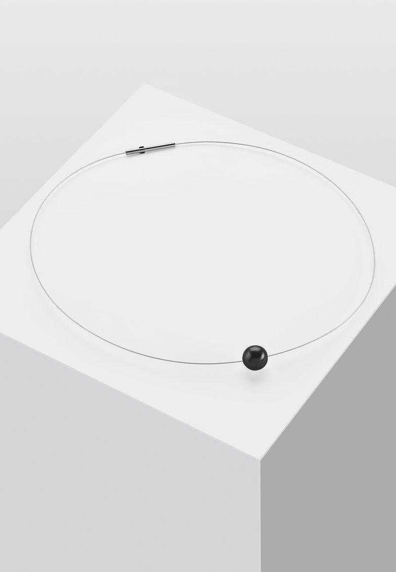 Heideman - Necklace - grey