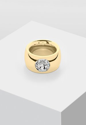 MIT SWAROVSKI STEIN  - Ring - gold-coloured