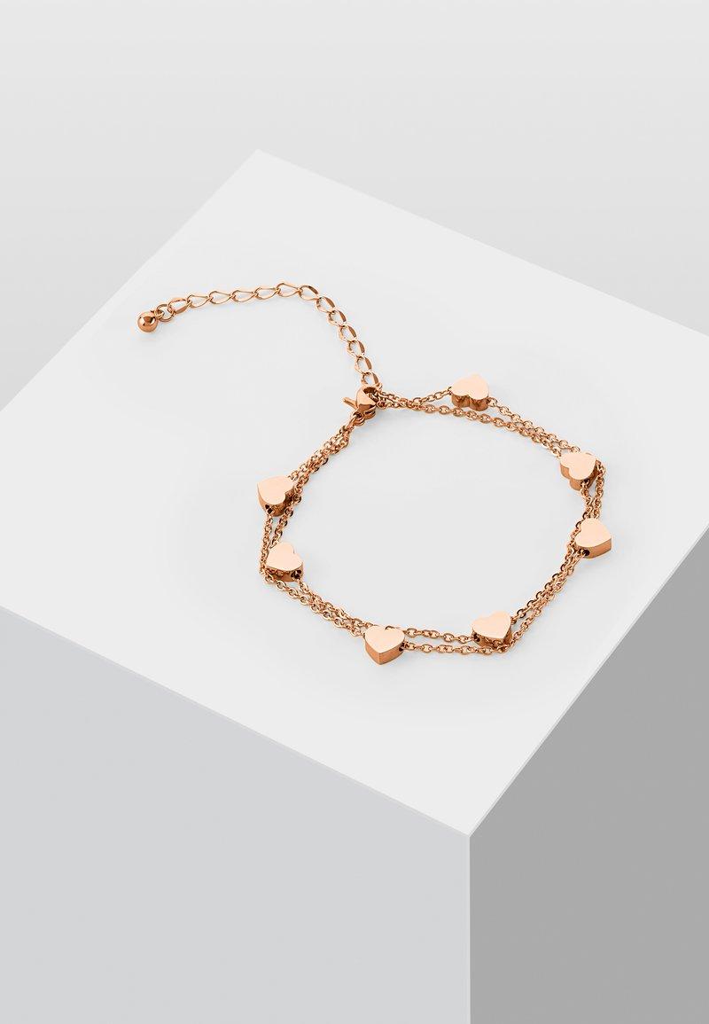 Heideman - Bracelet - rose gold-coloured