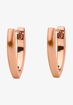 TRIGO ROSE - Pendientes - rose gold-coloured