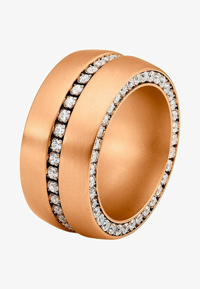 DUCTUS - Bague - rose gold-coloured