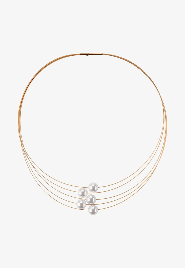 FLORERE - Halsband - white